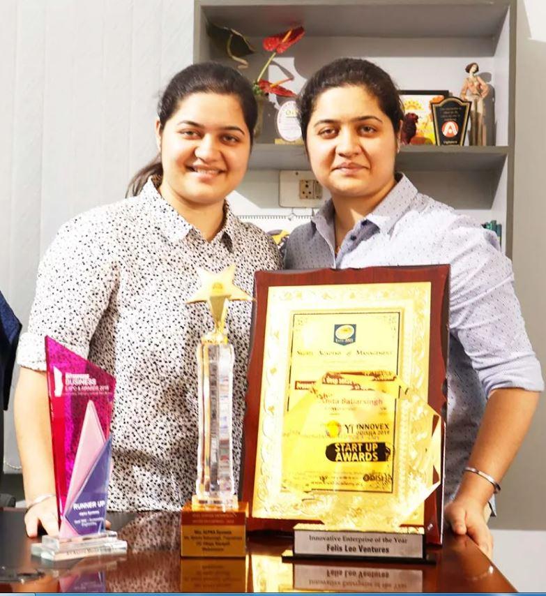 Nikita And Nishita Baliarsingh