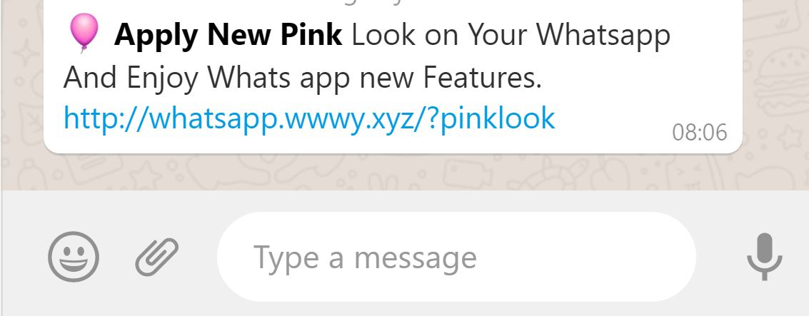 Pinklook