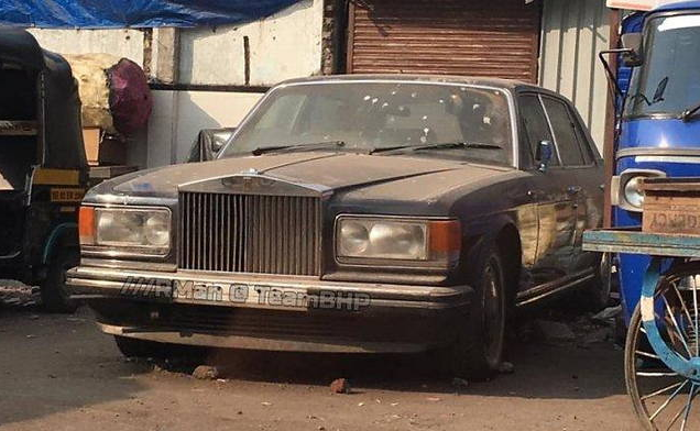 Rolls Royce Silver Spirit Mark 3