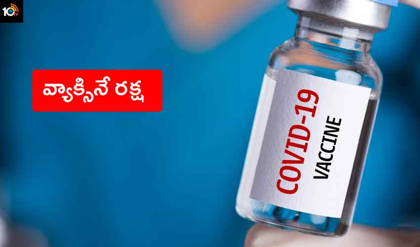 Vaccine : వ్యాక్సిన్తోనే రక్షణ.. కరోనా సోకినా త్వరగా కోలుకుంటున్నారు, మరణాల సంఖ్య తక్కువ