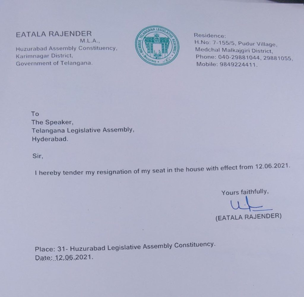 Etela Resign