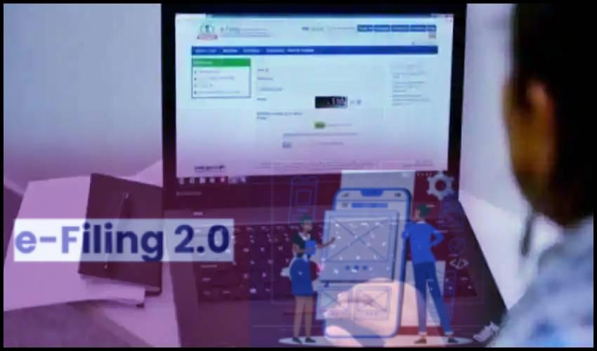 ITR e-filing 2.0 Portal : ఈ-ఫైలింగ్ పోర్టల్ 2.0 లాంచ్.. కొత్త వెబ్సైట్ ఇదే..