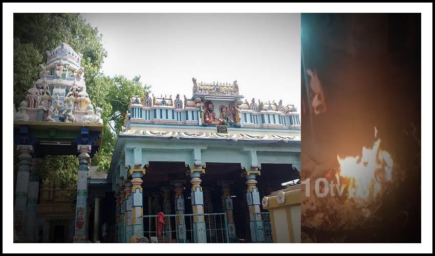 Brahmamgari Matam : అర్థరాత్రి మంటలు.. బ్రహ్మంగారి మఠంలో మరో వివాదం