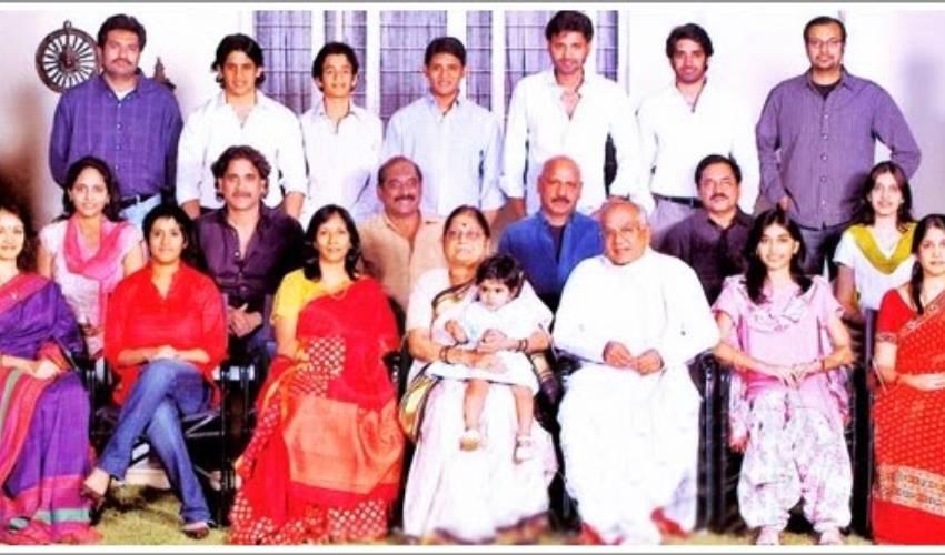 Akkineni Family