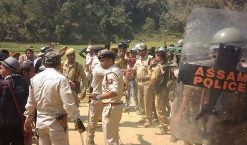 Assam-Mizoram Border Row: రాష్ట్రాల మధ్య యుద్ధ మేఘాలు.. అమిత్ షా ఫోన్ చేసినా ఆగని ఉద్రిక్తతలు