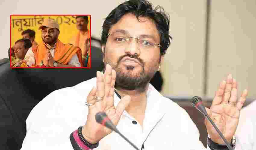 Babul Supriyo : రాజకీయాలకు బాబుల్ సుప్రియో గుడ్బై