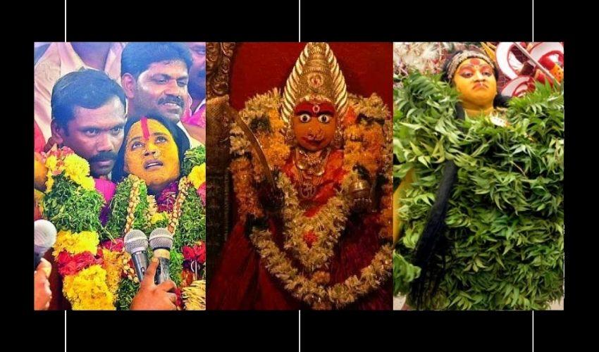 Mahankali Bonalu : అమ్మవారి బోనాలు, స్వర్ణలత భవిష్యవాణి