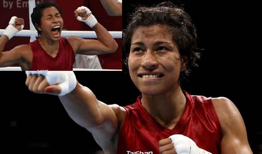 Boxer Lovlina Borgohain : కరోనాను జయించి ఒలింపిక్స్ పతకం దిశగా.. అరంగేట్రంలోనే అదరగొట్టేసిన బాక్సింగ్ సంచలనం లవ్లీనా ప్రస్థానం