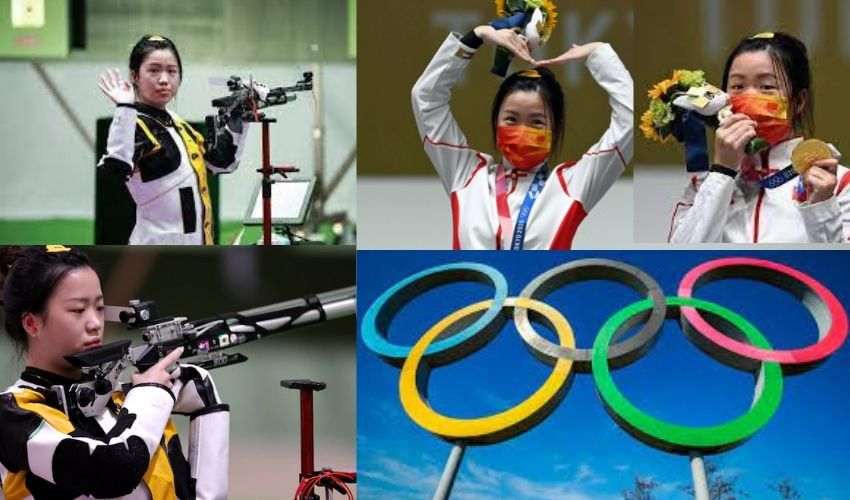 Tokyo Olympics : చైనా ఖాతాలో తొలి గోల్డ్ మెడల్..డ్రాగన్ స్టార్ట్ చేసిందిగా..