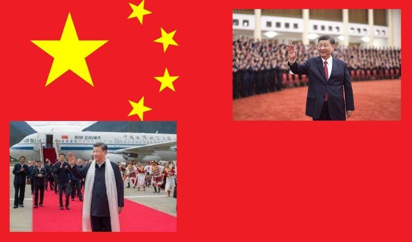XI-Jinping : టిబెట్ను సందర్శించిన జిన్ పింగ్