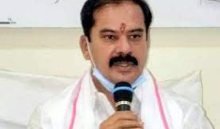 Dasyam Vinay Bhaskar : టీఆర్ఎస్ ఎమ్మెల్యే దాస్యం వినయ్భాస్కర్కు జైలు శిక్ష