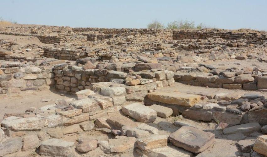 Dholavira UNESCO : ధోలవీరకు యునెస్కో గుర్తింపు