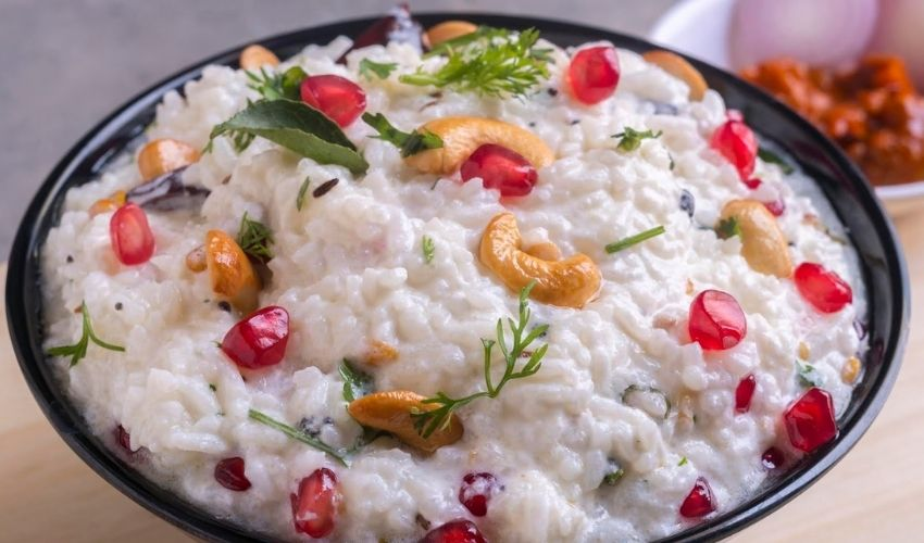 Fermented Rice