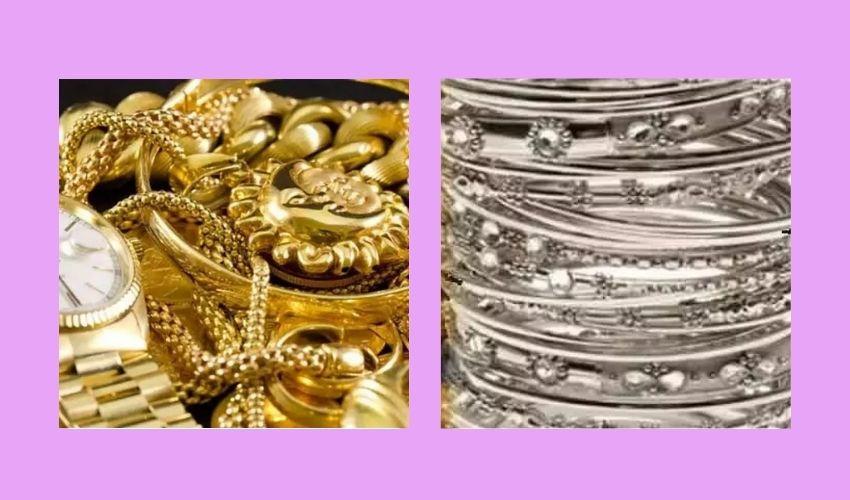 Gold, Silver Rate : పెరిగిన బంగారం ధరలు..ఏ నగరంలో ఎంతంటే