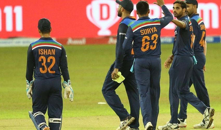India Vs Sri lanka : తొలి టీ20లో శ్రీలంకపై భారత్ విజయం