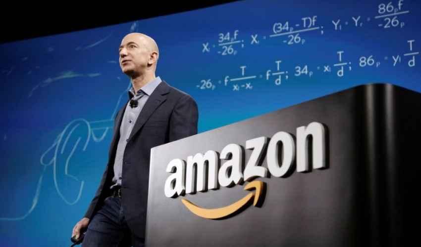 Jeff Bezos : జెఫ్ బెజోస్కు ఎదురు దెబ్బ…. నెటిజన్ల నెగెటివ్ కామెంట్లతో షాక్