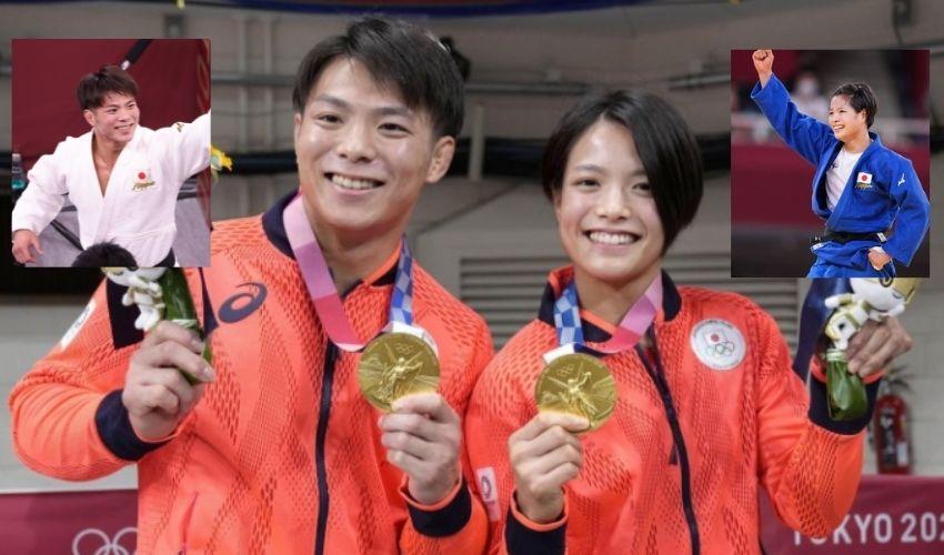 Tokyo Olympics : ఒలింపిక్ చరిత్రలో తొలిసారి..అన్నాచెల్లెళ్ళకు పసిడి పతకాలు