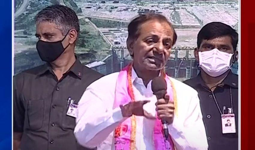 Dalithbandhu CM KCR : దళిత బంధు పథకం ఎన్నికల స్టంట్ కాదు