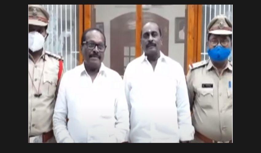 AP TDP : కొండపల్లి మైనింగ్, టీడీపీ నేతల హౌస్ అరెస్టు