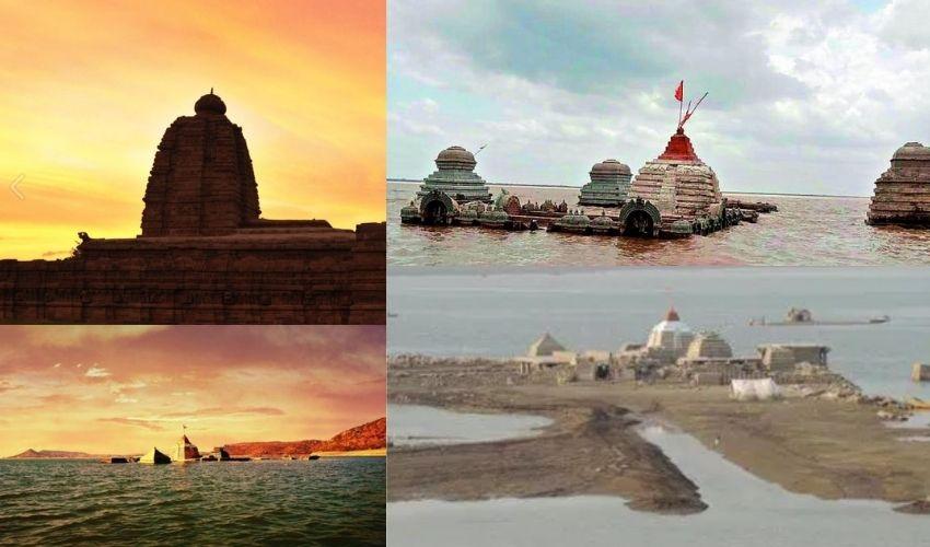 Sangameshwara Temple : గంగమ్మ ఒడికి సప్త నదుల సంగమేశ్వరుడు..పతిని తాకి పరవశించిన గంగమ్మ