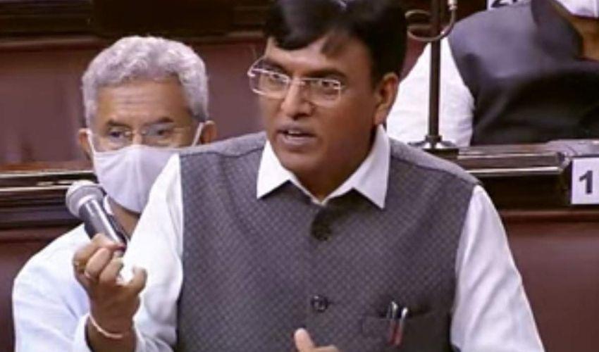 Health Minister Mandaviya : కోవిడ్ రెండో దశలో.. ఆక్సిజన్ కొరతతో ఎవ్వరూ చనిపోలేదు
