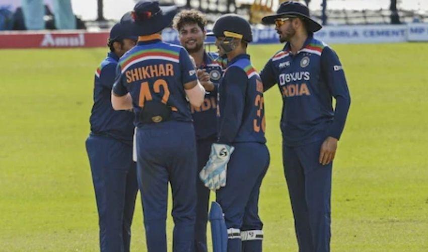 India vs Sri Lanka: టీమిండియా టార్గెట్ 263పరుగులు