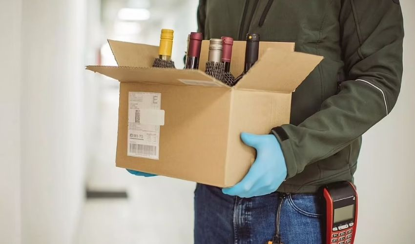Online Liquor Delivery: ఆన్లైన్లో మద్యం.. హోం డెలివరీకి గ్రీన్ సిగ్నల్