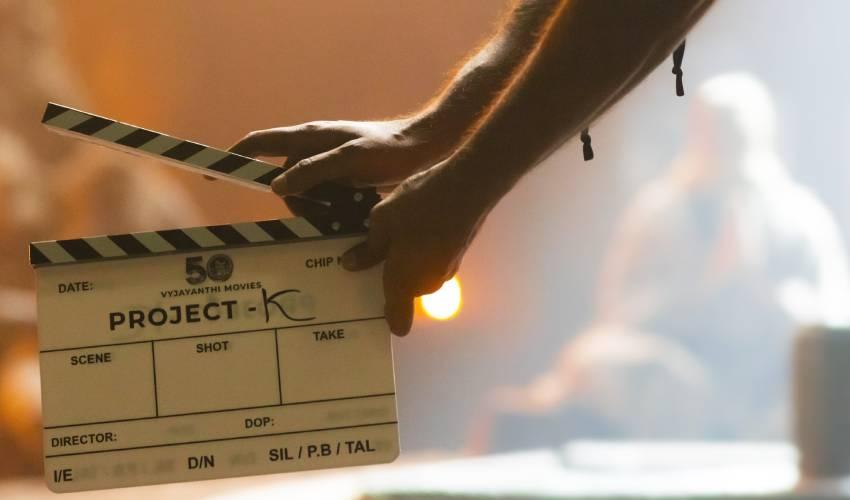 Project – K : ప్రభాస్ పాన్ వరల్డ్ మూవీ 'ప్రాజెక్ట్ – కె' ప్రారంభం..