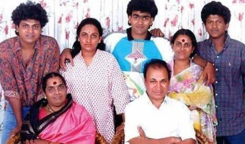 Rajkumar Family