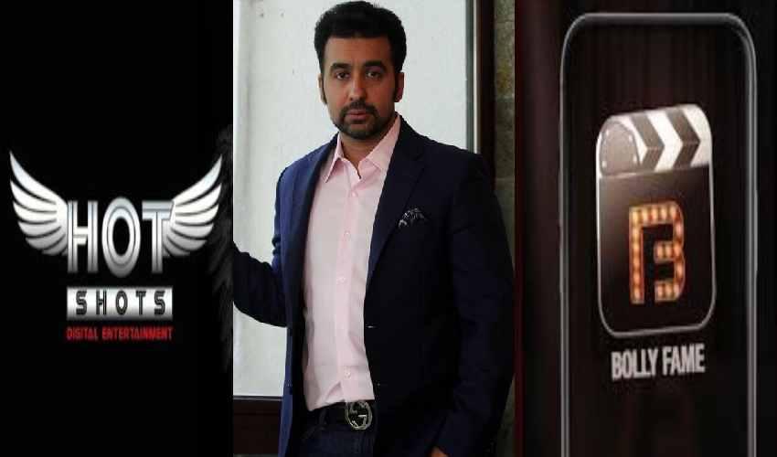 Raj Kundra Apps : అశ్లీల చిత్రాల కోసం ఐబీ అధికారి భార్య పేరుతో యాప్