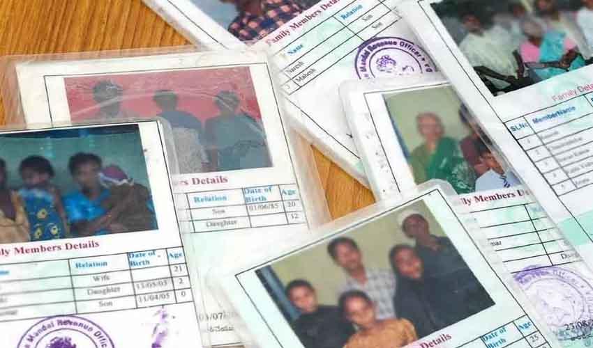 Ration Cards : పేదలకు గుడ్న్యూస్, రేపటి నుంచే కొత్త రేషన్ కార్డుల జారీ