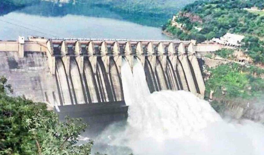Srisailam Project : 14 ఏళ్ల తర్వాత మళ్లీ జులైలో తెరుచుకున్న శ్రీశైలం ప్రాజెక్టు గేట్లు