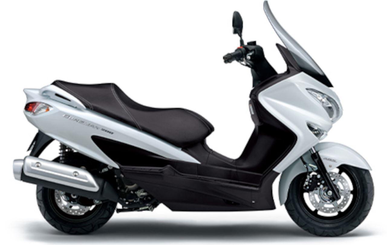 Suzuki Burgman Electric Bike