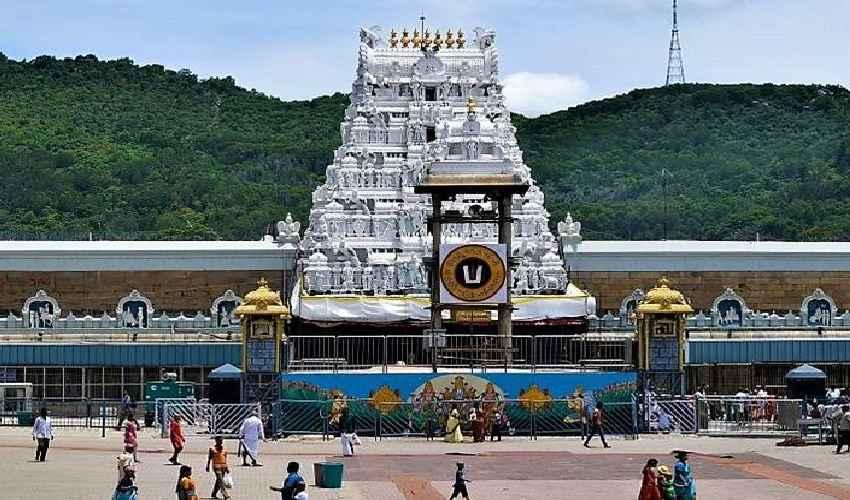 Tiruamala Seva Tickets : శ్రీవారి సేవా టికెట్లు బ్లాక్లో విక్రయిస్తున్న వారిపై కేసు