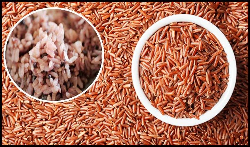 Red Rice-Diabetics : ఎర్ర బియ్యంతో షుగర్కు చెక్!