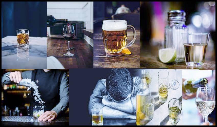 Whisky-Tequila-Red Wine : విస్కీ టు రెడ్ వైన్.. ఇందులో ఏ ఆల్కాహాల్ మీ చర్మానికి బెస్ట్ అంటే?!