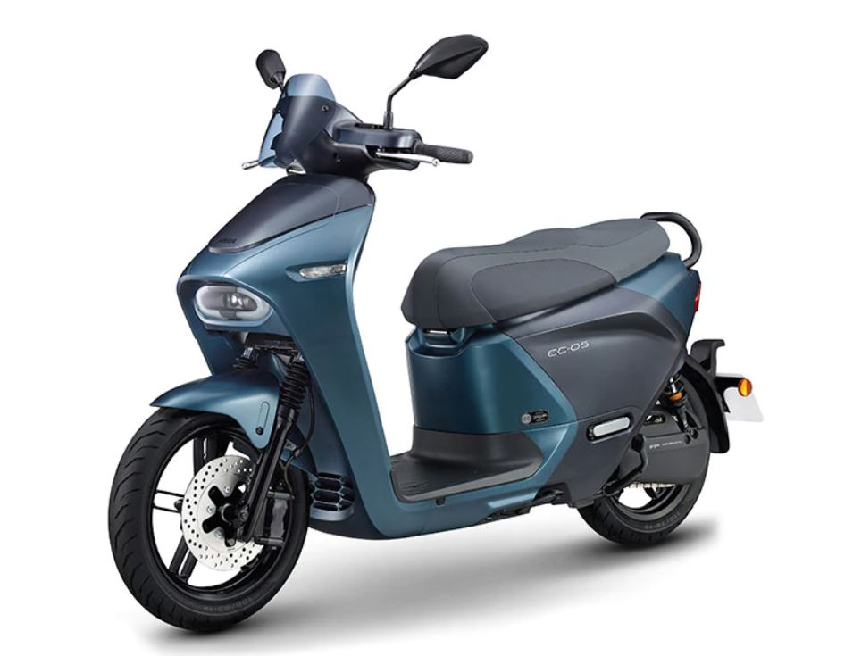 Yamaha's Electric Scooter