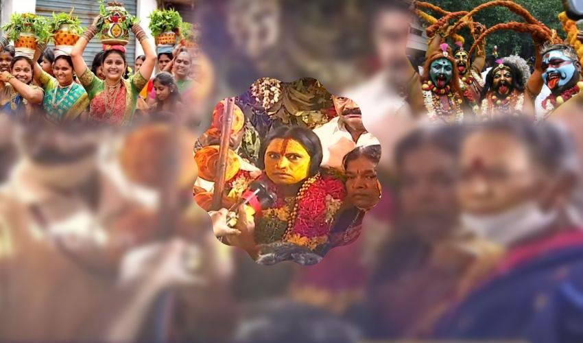 Mahankali Bonalu : ప్రజలు సంతోషంగా ఉండేలా చూసుకొనే బాధ్యత నాదే
