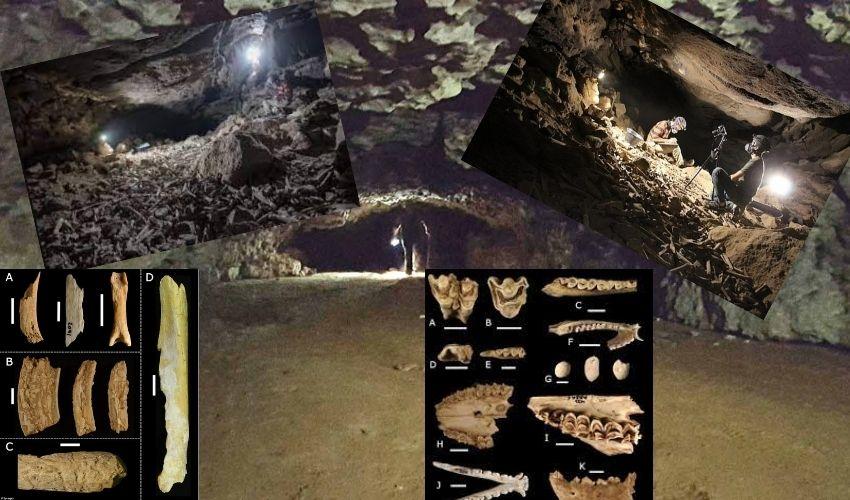 Hyenas Dinner Spot :7 వేల ఏళ్లనాటి హైనాల డిన్నర్ స్పాట్..గుహనిండా గుట్టల కొద్దీ ఎముకలు