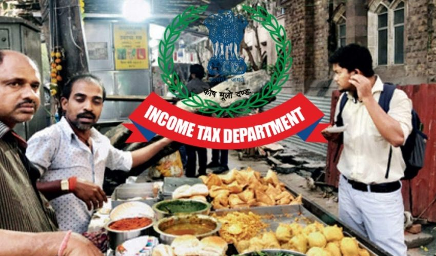 Incom Tax : ఛాయ్, సమోసా అమ్ముతూ..వందల కోట్లు వెనకేసి..