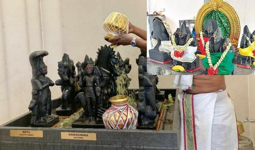 Navagrhalu : నవగ్రహాల చుట్టూ ప్రదక్షిణ ఎలా చేయాలి…ఎన్ని సార్లు చేయాలో తెలుసా…