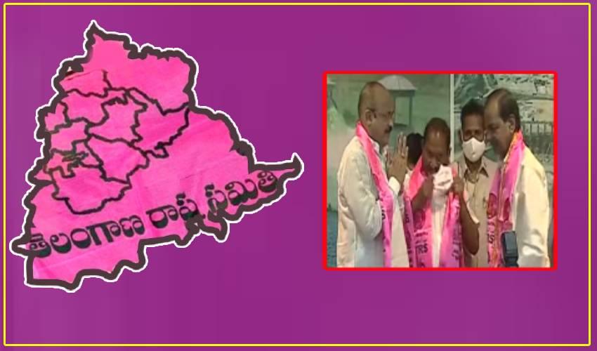 Peddireddy : టీఆర్ఎస్ లో చేరిన మాజీమంత్రి పెద్దిరెడ్డి