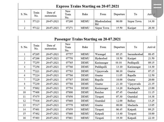 Trains Restored 4