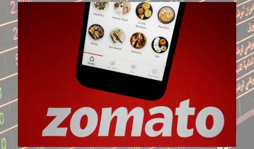 Zomato Share : తారాజువ్వలా దూసుకెళ్లిన Zomato షేర్లు