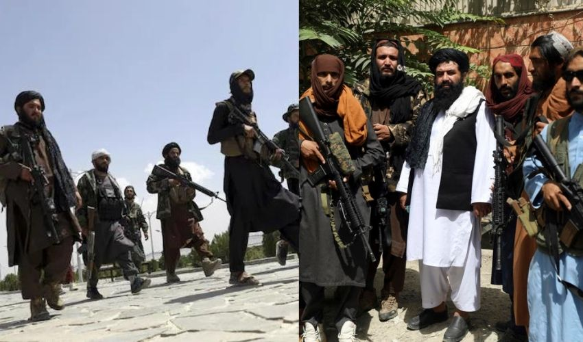 Afghanistan : తాలిబన్ కి అమెరికా మరో బిగ్ షాక్..ఆయుధాల అమ్మకాలు నిలిపివేత