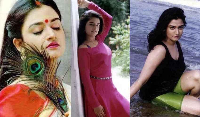 Actress Mohini