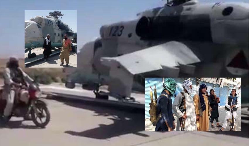 Taliban : ఇండియా గిఫ్టును స్వాధీనం చేసుకున్న తాలిబన్లు, త్వరలో కాబూల్ స్వాధీనం?