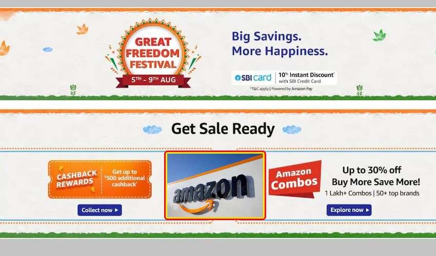 Amazon Great Freedom Festival : ఫోన్లపై భారీ డిస్కౌంట్లు.. ఆ రోజు నుంచే ప్రారంభం!