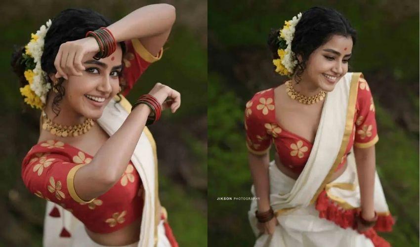 Anupama Parameswaran: కళ్ళలో మెరుపు.. కరెంట్ పాసయ్యే నవ్వు.. వీడియో వైరల్!
