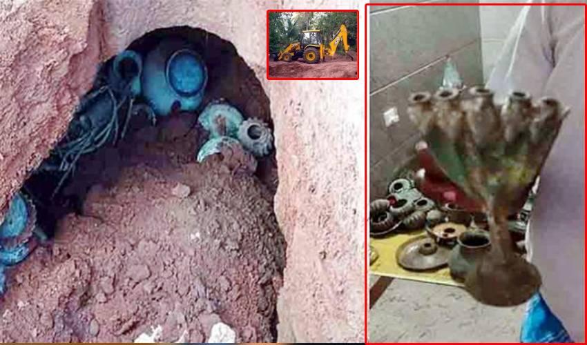 Bengaluru : హఠాత్తుగా కుంగిన భూమి.. లోపల ఏమున్నాయంటే?